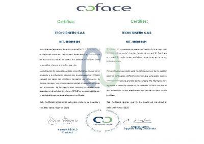 Coface TD